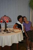 Samostalna izložba u OŠ Lijepa Naša Tuhelj u oči slavlja Dani općine Tuhelj – kolovoz 2009. - slika 1